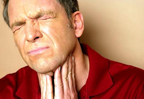 Воспаление носоглотки лечение антибиотиками